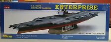 NOS SEALED KITECH US NAVY ENTERPRISE AIRCRAFT CARRIER MOTOR-DRIVEN NEW