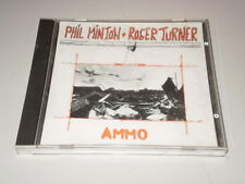 PHIL MINTON / ROGER TURNER - AMMO - Golden Years Of New Jazz - 2006 - CD U.S.A.