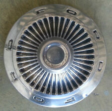 1963 FORD HUBCAP CLASSIC VINTAGE OLD 63 COVER DOG DISH POVERTY BABY MOON HUB CAP