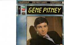 Gene Pitney signed autograph LP sleeve UACC AFTAL