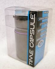 Aerospace Technology 100% Waterproof Time Capsule Small Container Odor Control