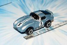 Micro Machines SHELBY COBRA Daytona Coupe BLUE # 1