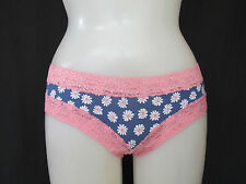 70% off! AUTH ViCToRia's SeCReT LACE WAIST TRIM CHEEKY PANTY MEDIUM $10.5