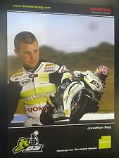 Hannspree Ten Kate Honda CBR1000RR WSB 2010 #65 Jonathan Rea (GB)