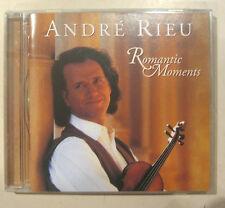 Andre Rieu (1998 Polydor Playtested CD Manoe Konings Jo Huijts) Romantic Moments