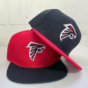 Atlanta Falcons Snap Back Cap Hat ATL Embroidered Adjustable Flat Bill