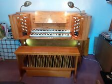 More details for pipe organ: 3-rank extension house organ. 11 x speaking stops +couplers. bristol