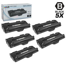 LD © Fits Samsung ML-1710D3 5pk Black ML-1500 ML-1700 Series Printers