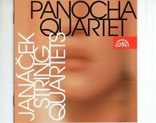 CD JANACEK STRING QUARTETSpanocha quartet1996 EX  (A3988)