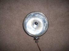A LUCAS SFT700 CHROME SPOT LAMP MK1 ZODIAC/MG /AUSTIN / JAGUAR/ RILEY