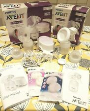 Philips Avent Breast Pump Electric and Manual Bundle