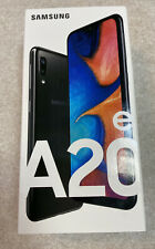Samsung Galaxy A20e  - 32GB - Black (Unlocked) (Dual SIM)