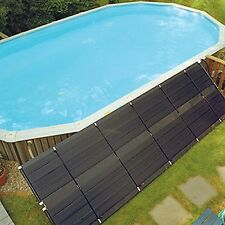 SunHeater 2'x20' Above Ground Solar Heater System Panel For Swimming Pool S120U