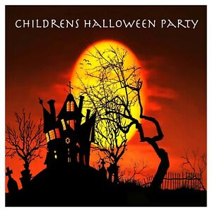 SPOOKY SOUNDS CD SOUNDTRACK HALLOWEEN PARTY EFFECTS MUSIC KIDS TRICK OR TREAT FX