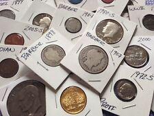 US Barber Coin Collection Estate Lot Half Dollar Set Silver Proof Gold Platinum