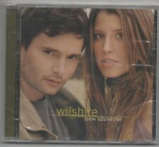 Wilshire New Universe 2002 Promo CD Special,Turn it Around, Nothing Left to Lose