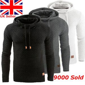INCERUN Men's Hooded Hoodies Sweatshirt Sweater Jumper Outwear Coat Jacket Tops