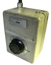 Telsonic Type Eab Auto Transformer 0-230 Vac @ 10 Amps
