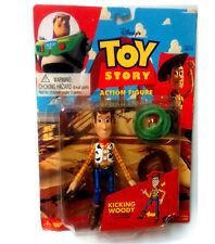DISNEY Pixar Toy Story Woody originale della serie di film 1st MOLTO RARA