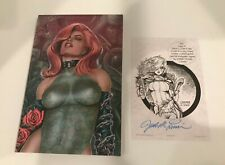 DAWN LUCIFER'S HALO + BOOKPLATE LIMITED EDITION  GRAPHIC NOVEL 1997 ZEKEFEL 263