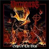 Necrocurse - Grip of the Dead (2013)  CD NEW/SEALED  SPEEDYPOST