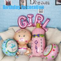 les enfants. garçon et fille ballon en aluminium jouets gonflables baby shower