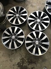 Set Of Four (4) 19'-20' CHRYSLER PACIFICA 17x7 Factory WHEEL POLISHED GRAY 96508