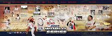 Boston Red Sox 2004 ROAD TO THE WORLD SERIES Commemorative Premium POSTER Print