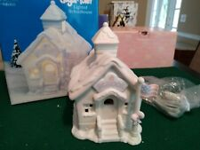 New ListingPrecious Moments Sugar Town Lighted School House 272795