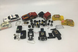 Job Lot of Vintage Scalextric Cars and Parts Spares or Repair