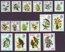 Fiji 1971 SC 305-320 MNH Set Birds