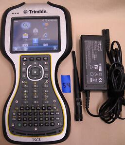 TRIMBLE TSC3 with SURVEY PRO 6.1, 2.4 Ghz RADIO