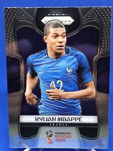 Kylian Mbappe 2018 Panini Prizm World Cup Rookie #80 France PSG