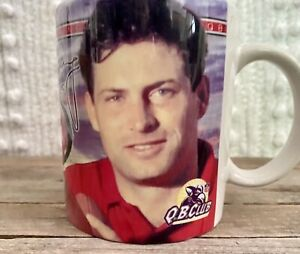 Vintage 1999 Steve Young San Francisco 49ers QB Club #8 Mug NFL Licensed Product
