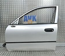 Tür vorn links Fahrertür silber A50, FH manuell, Mitsubishi Carisma DA
