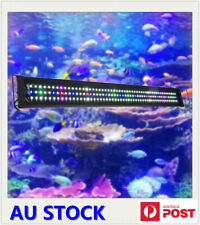 109cm Aquarium LED Light Full Spectrum Lighting Plant Fish Tank Marine Aqua Lamp