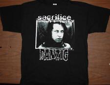 Vintage T-Shirt - Glenn Danzig - Sacrifice - Size XL - NEW Tee - Samhain - 1999