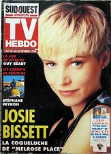 TV HEBDO 1996: JOSIE BISSETT (Melrose Place)_ANGIE DICKINSON
