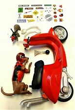 Marvel Legends SCOOTER DOG SQUIRREL Loose Corps Rider No Deadpool Bob Head