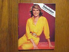 May 30, 1982 Detroit News Television Magazine  (SUSAN   SULLIVAN/FALCON   CREST)