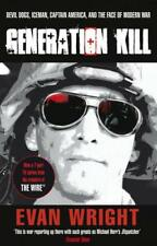Generation Kill by Evan Wright | Paperback Book | 9780552158930 | NEW