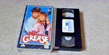Grease 2 CIC UK PAL VHS PRE-CERT VIDEO 1986 Maxwell Caulfield Michelle Pfeiffer