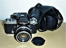 NIKON F2 + PHOTOMIC DP1+NIKKOR 50MM F1,4 FUNZIONANTE