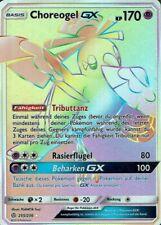 Pokemon TCG SM12 Carte Welten dans Wandel 255/236 Choreogel GX