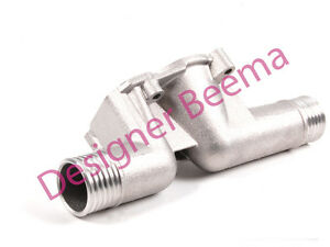 BMW 3' E30  E36 318i 318ti 318is Thermostat Housing Connection Flange (JS)