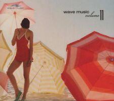 Wavemusic Vol.11 2CDs De Phazz Nighthawks Neu OVP