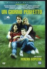 UN GIORNO PERFETTO - DVD (USATO EX RENTAL) F. OZPETEK