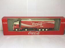 "Albedo 1:87 Volvo Sattelzug ""Coca Cola"" OVP (ST2490)"