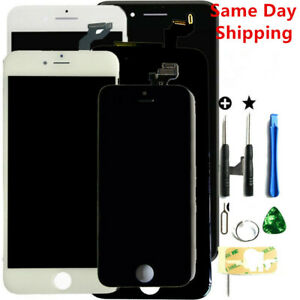 For iPhone 6 6s 7 8 Plus X Xs Xr LCD Display Touch Screen Digitizer Replacement