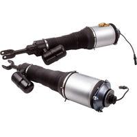 pair Front Left Right Air Shock Suspension for Bentley VW 3D0616039 3D0616040